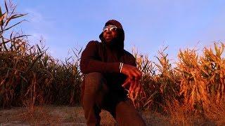 criminal in a cornfield