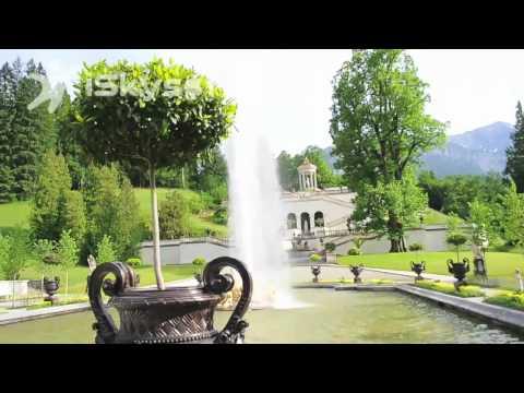 Hohenschwangau, Neuschwanstein, Linderhof palace, Venus grotto, Munich residence with Nikon D300s