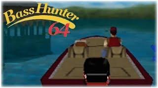 In-Fisherman Bass Hunter 64 Nintendo 64 Gameplay Walkthrough Part 11 - Tournament 9 Day 1!
