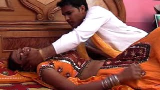 Sexy Devar Aur Bhabhi Enjoying on Bed - Devar Bhabhi Show Reel