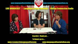 Dr. Jasmine Lai / Acupuncture- 2019 Language of Love Telethon ~ Stroke & Aphasia