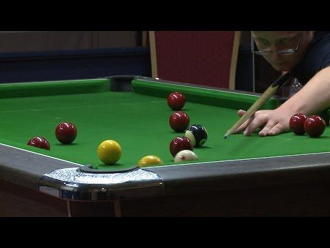 Croxton -v- Lambert IPA Pool Tour Nottingham