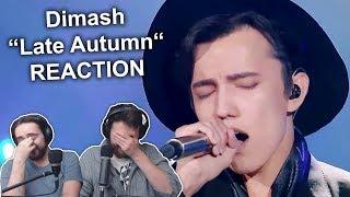 "Video ""Dimash - Late Autumn (Ep.4)"" REACTION download MP3, 3GP, MP4, WEBM, AVI, FLV November 2017"