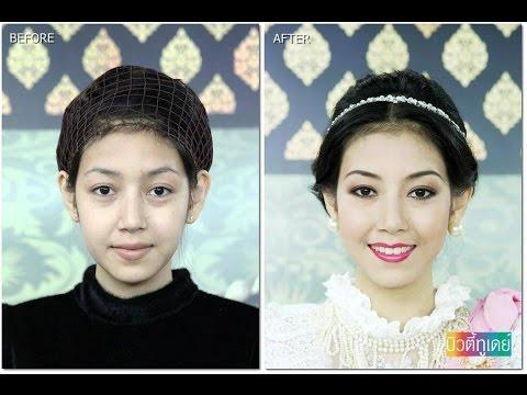 MTI Beauty Today : แต่งหน้าชุดไทยในสมัยรัชกาลที่ ๖