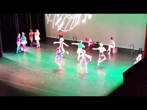Houston Academy of Dance Ballet 5-6 Recital