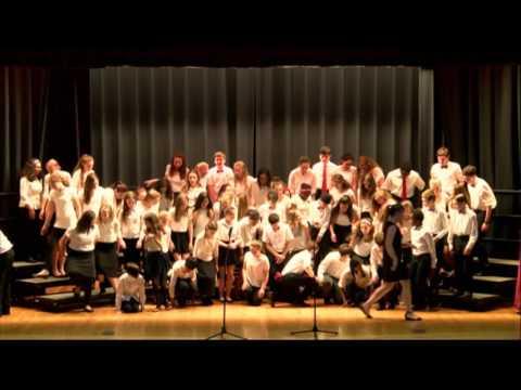 Ottoson Middle School - Spring Chorus Concert #1 - 2016