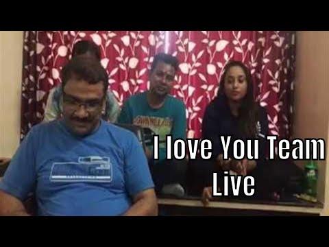 I Love You Team Live   Rani Chatterjee   Madhukar Anand   Santosh Puri