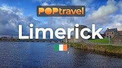 Walking in LIMERICK / Ireland 🇮🇪- 4K 60fps (UHD)