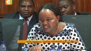 Ksh200M was used to remove me from office - Former CS Waiguru