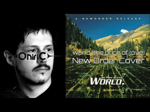 World (the price of love) - New Order cover