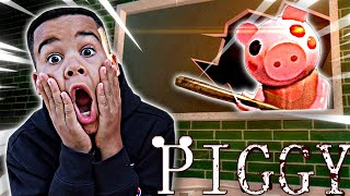ROBLOX PIGGY CHAPTER 9 (PIGGY FOUND ME)
