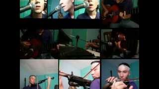 Zoe - Sombras Unplugged (cover) Todos los instrumentos