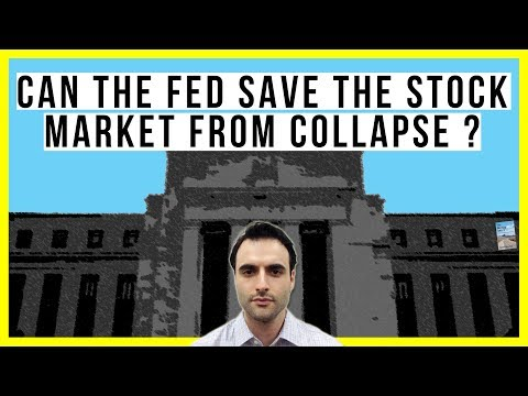 If Fed Tightening Stops in 2018, Will the Stock Market Be Saved From COLLAPSE?