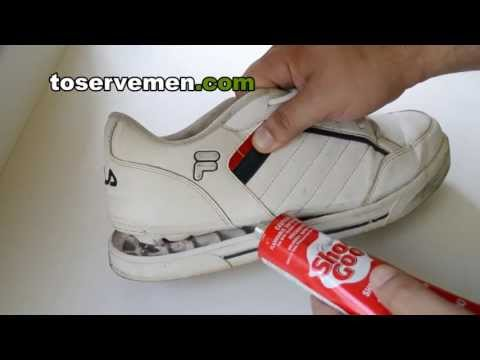 How To Repair Those Running Shoes for DIRT CHEAP!