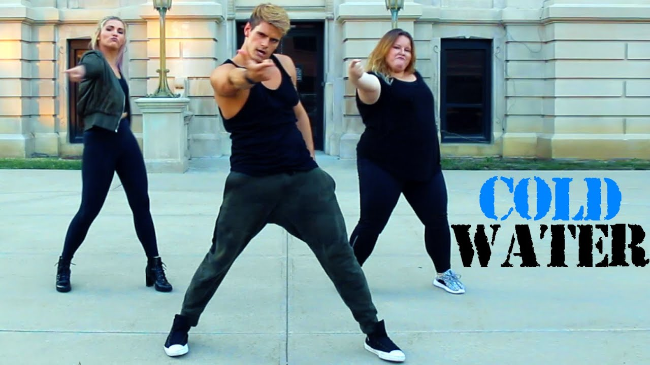 Justin Bieber - Cold Water   The Fitness Marshall   Cardio Concert