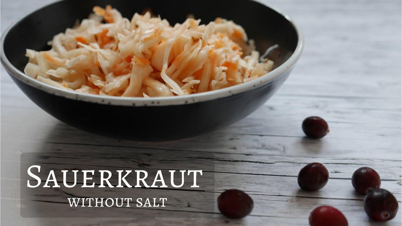 How to make sauerkraut without salt pickled cabbage recipe how to make sauerkraut without salt pickled cabbage recipe forumfinder Images