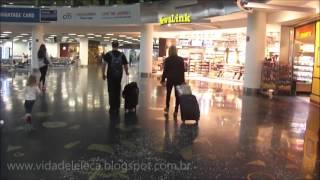 AEROPORTO DE MIAMI!!! MIAMI AIRPORT, NORTH TERMINAL!!!