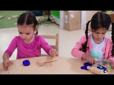Day In The Life of Preschool at Pine Street School