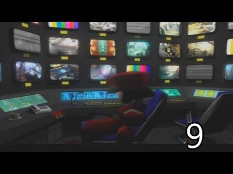 Final Fantasy VII Walkthrough Part 9 - Shinra Headquarters HD