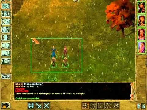 Let's Play the Baldur's Gate Saga - Beregost Bound - 12