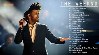 Best Song Of The Weeknd 2017   The Weeknd Greatest Hits