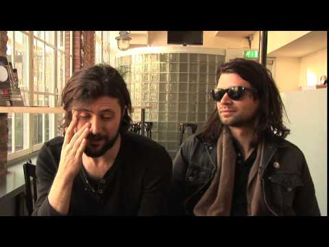 Taking Back Sunday interview - John Nolan and Adam Lazzara (part 1)