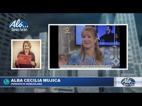 ALO BN 19/01: ALBA CECILIA MUJICA