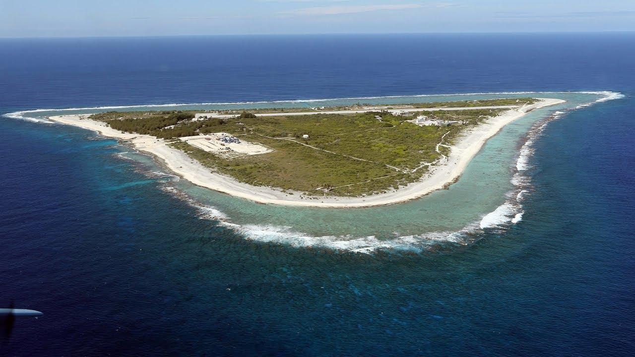 島 最 西端 の