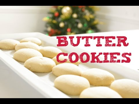 how to make butter cookies at home without oven