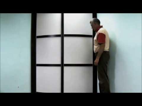 Заполнение радиусного шкаф купе на заказ