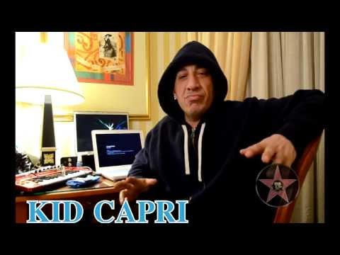 Exclusive Interview with The World Renown KID CAPRI
