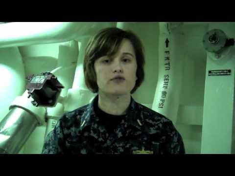 USS Porter - Ensign Aubrey Paige