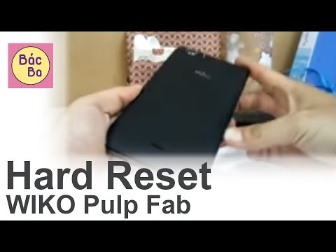 How to Reset Wiko Goa - All Methods - Hard Reset