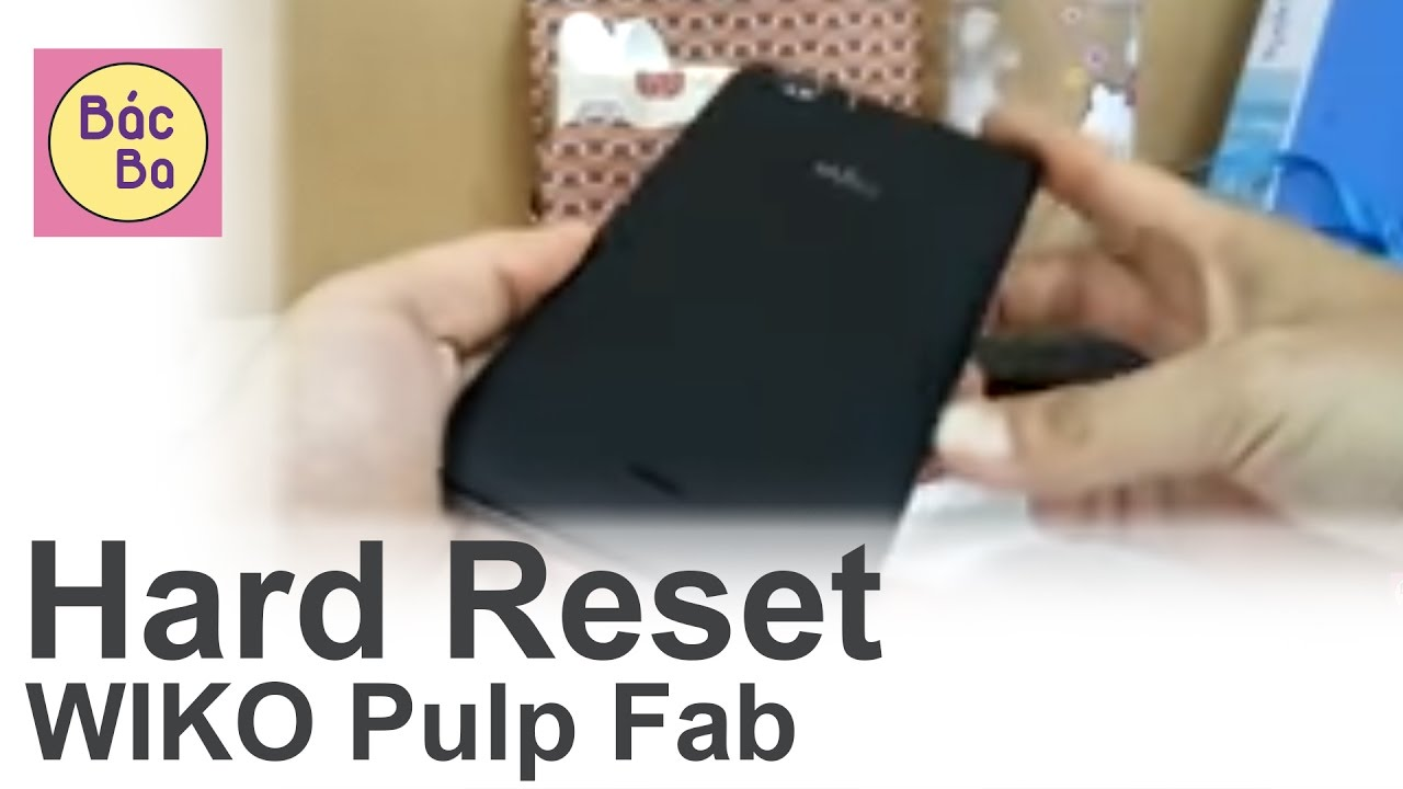 How to Reset Wiko Sunset 2 - All Methods - Hard Reset
