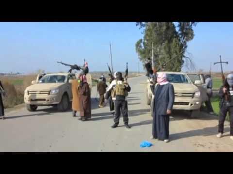 Iraqi air force strikes al Qaeda linked militants in Anbar Province