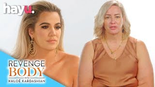 Khloé Kardashian Helps Woman Lose Weight For Her Daughter | Revenge Body