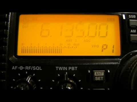 6135khz,Radio Yemen,Sanaa,Arabic.