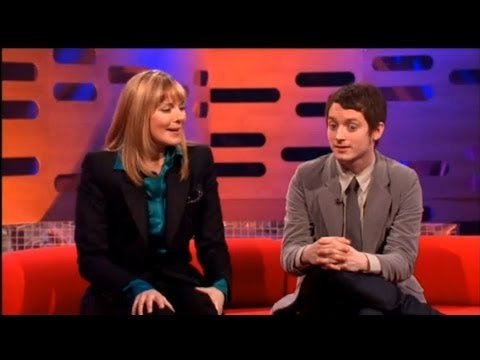 Graham Norton Show 2007-S1xE1 Elijah Wood, Kim Cattrall-part 1