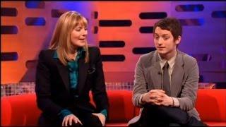 Graham Norton Show 2007-S1xE1 Elijah Wood, Kim Cattrall-part 1
