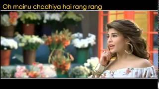 Chittiyaan Kalaiyaan Ve  Full song with Lyrics HD   Roy