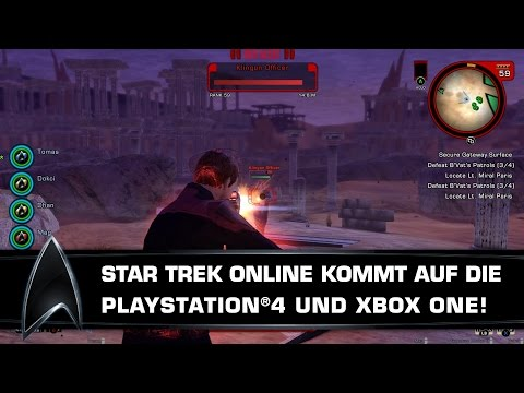[DE] Star Trek Online: Exklusives Gameplay-Video mit Executive Producer Steve Ricossa