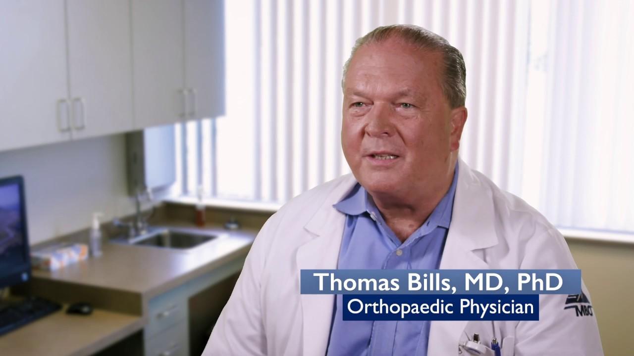 Thomas Bills, MD, PhD, Mercer-Bucks Orthopaedics