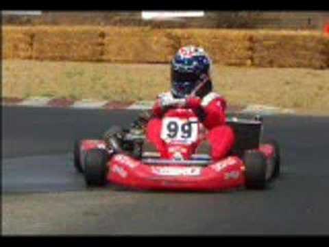 Jeff Wallace Racing Video