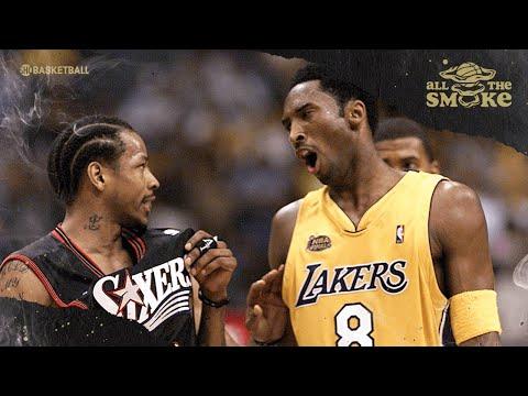 Jermaine O'Neal Reflects On Legendary 1996 Draft W/ Kobe, AI, & Talks Rookie Season   ALL THE SMOKE