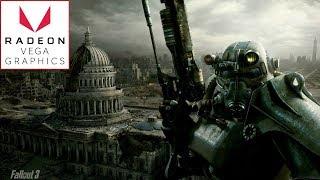 Fallout 3 on Ryzen 3 2200U Radeon Vega 3