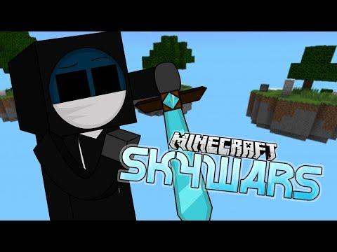 He vuelto a jugar SKYWARS PvP despues de 4 años | Minecraft  ( BersGamer )