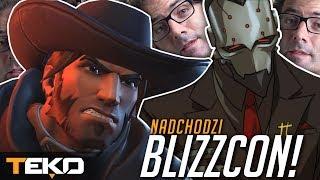 Nadchodzi BlizzCon oraz Wielkie Nowości w Overwatch! | WYGRAJ WIRTUALNY BILET!