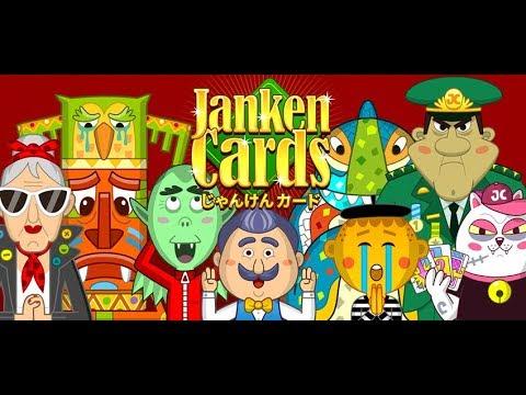Janken Cards - Sound Designer & Music Composition by zWs