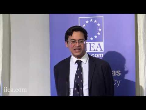 Prof Rana Mitter - What does China want? China, Europe and ...