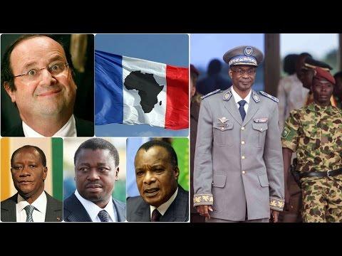 Putsch de Diendéré au Burkina: Implication de Faure, Ouattara et Sassou épaulés par la France
